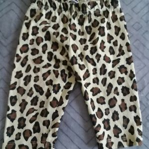 Disney Baby leggings (0-3mos)